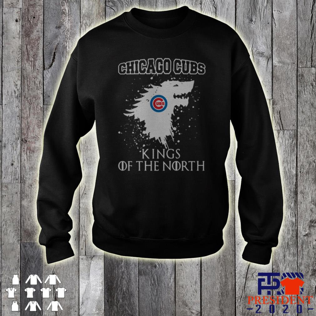Dragon Chicago Cubs King Of The North Game Of Throne Got Sweater