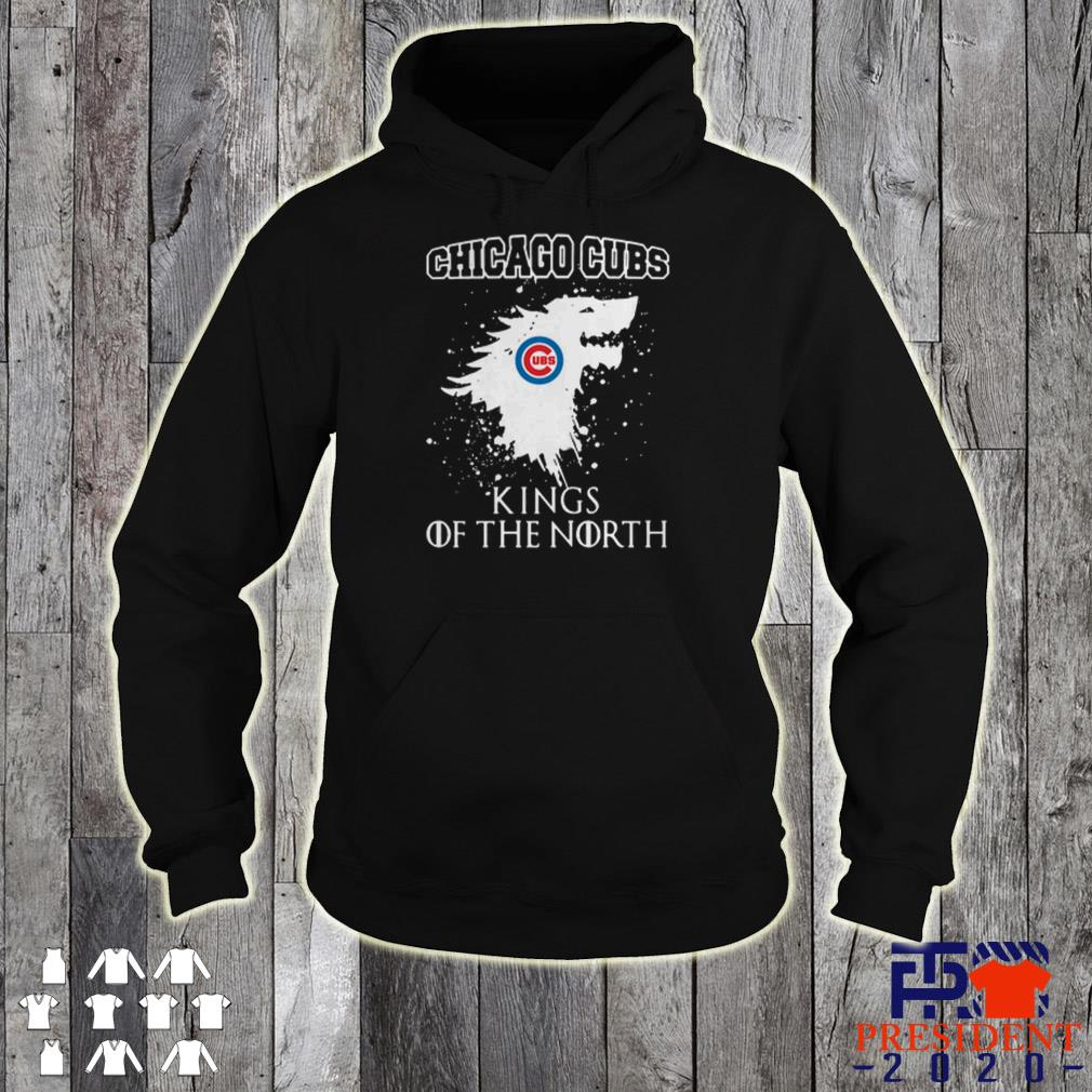 Dragon Chicago Cubs King Of The North Game Of Throne Got hoodie