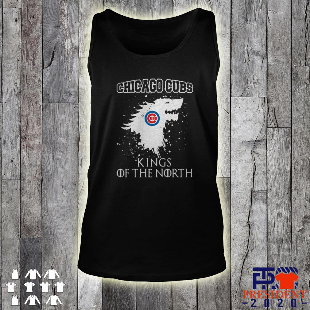 Dragon Chicago Cubs King Of The North Game Of Throne Got tank top
