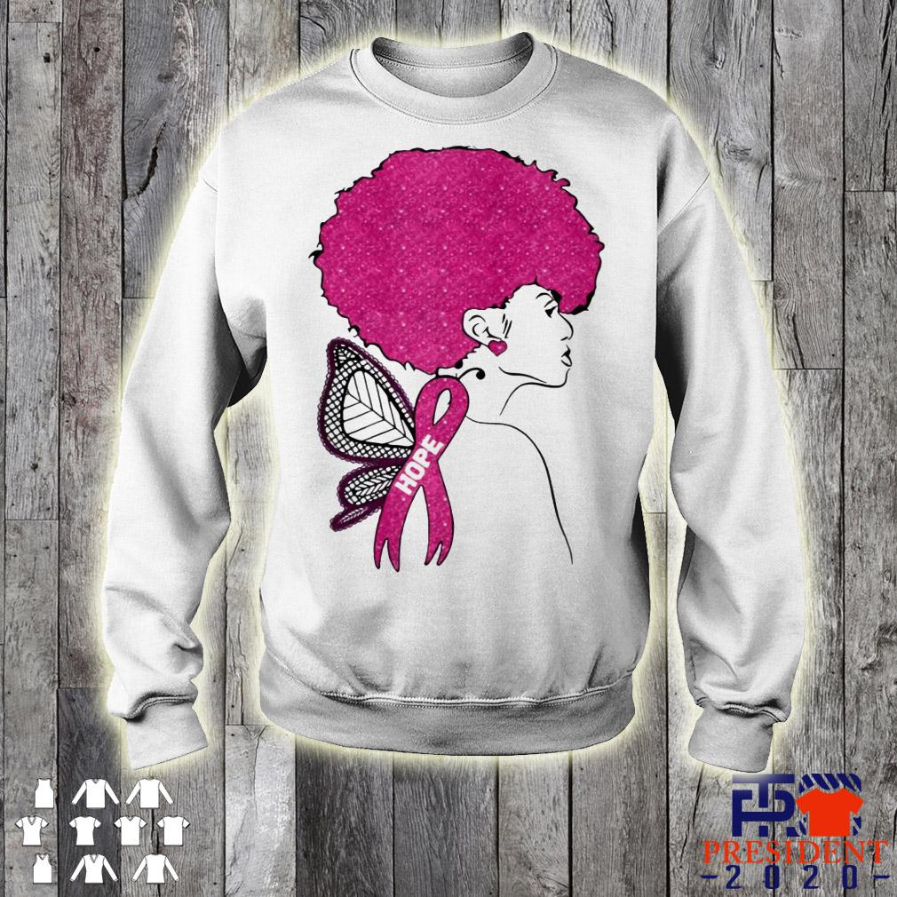 Hope Breast Cancer Awareness Sweater