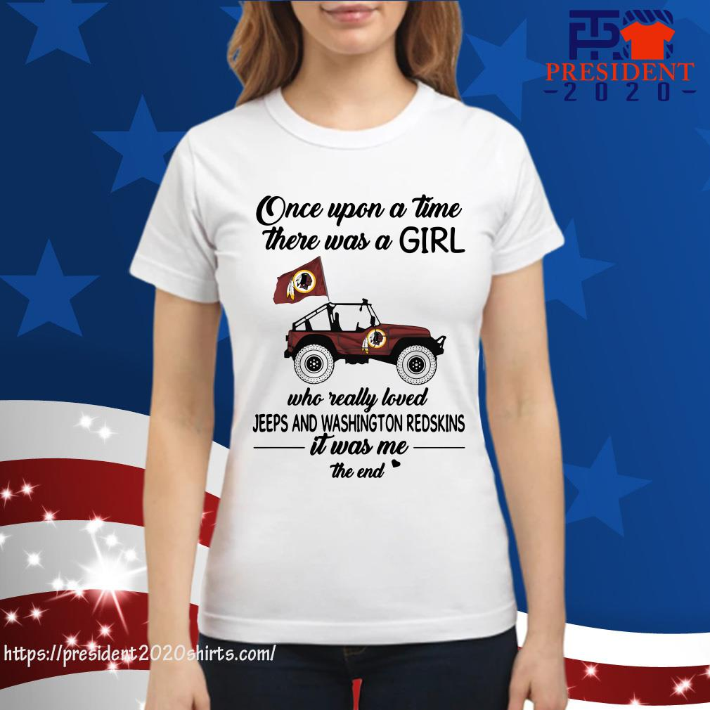 9aa9dc1e Once Upon A Time There Was A Girl Who Really Loved Jeeps And ...