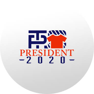 President 2020 shirts: Official store for 2020 president day