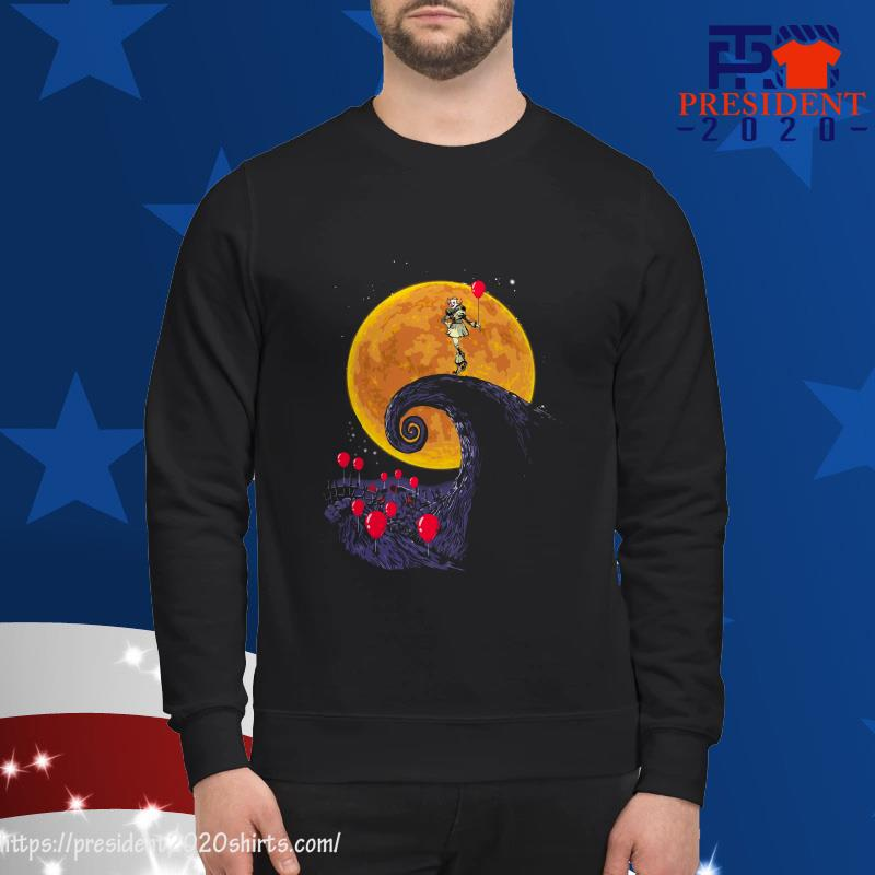 Halloween IT Pennywise style The Lion King sweater