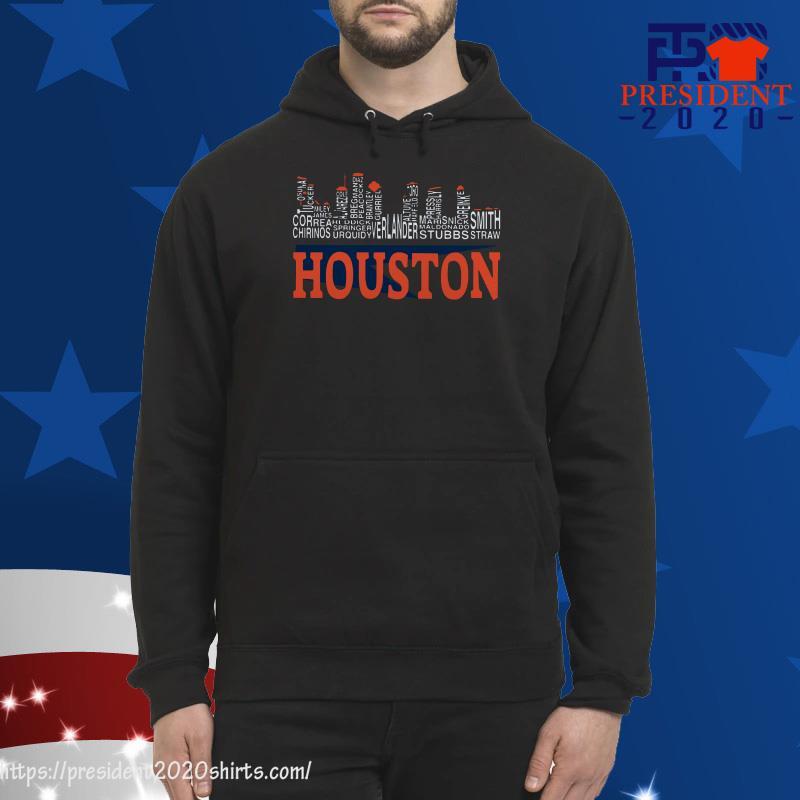 Houston City Players Houston Astros Shirt, Hoodie, Tank
