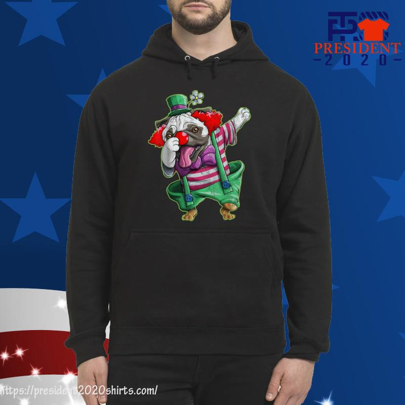 Official Pug Patrick Dabbing hoodie