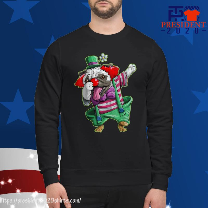 Official Pug Patrick Dabbing sweater