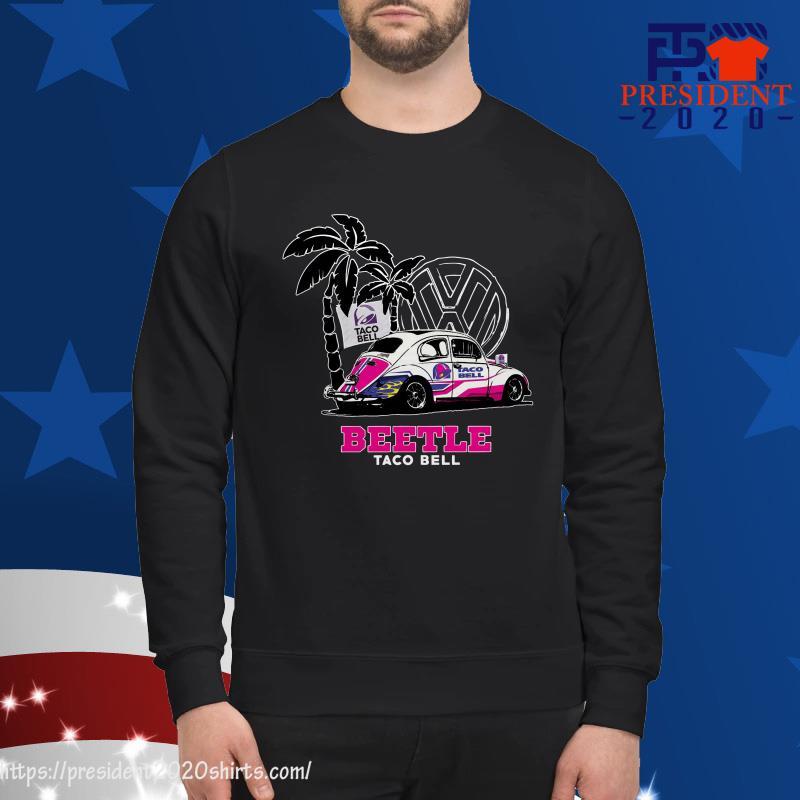 Volkswagen Beetle Taco Bell Sweater
