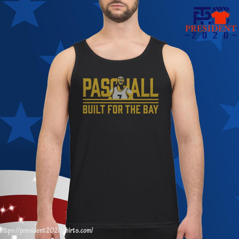 Eric Paschall Built For The Bay tank top