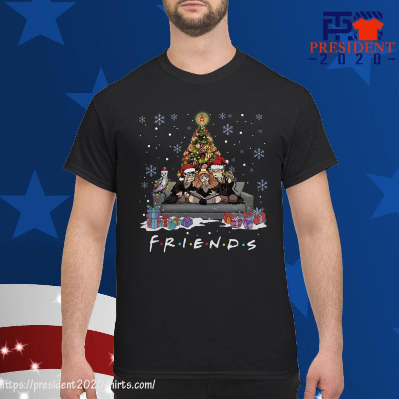 https://president2020shirts.com/wp-content/uploads/2019/11/friends-tv-show-harry-potter-christmas-tree-Shirt.jpg