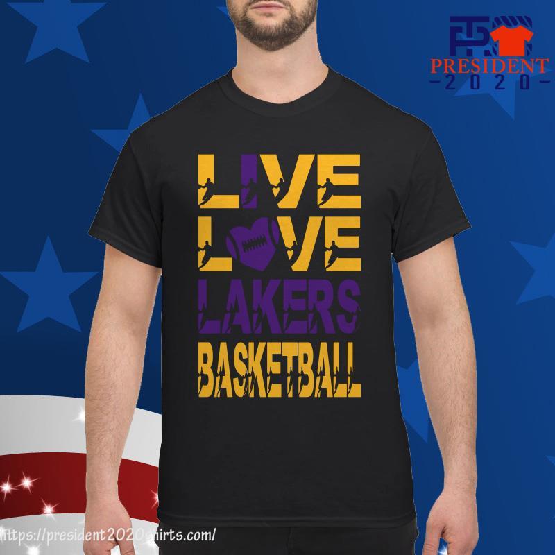 Love Love Lakers Basketball shirt, hoodie, tank top and ...