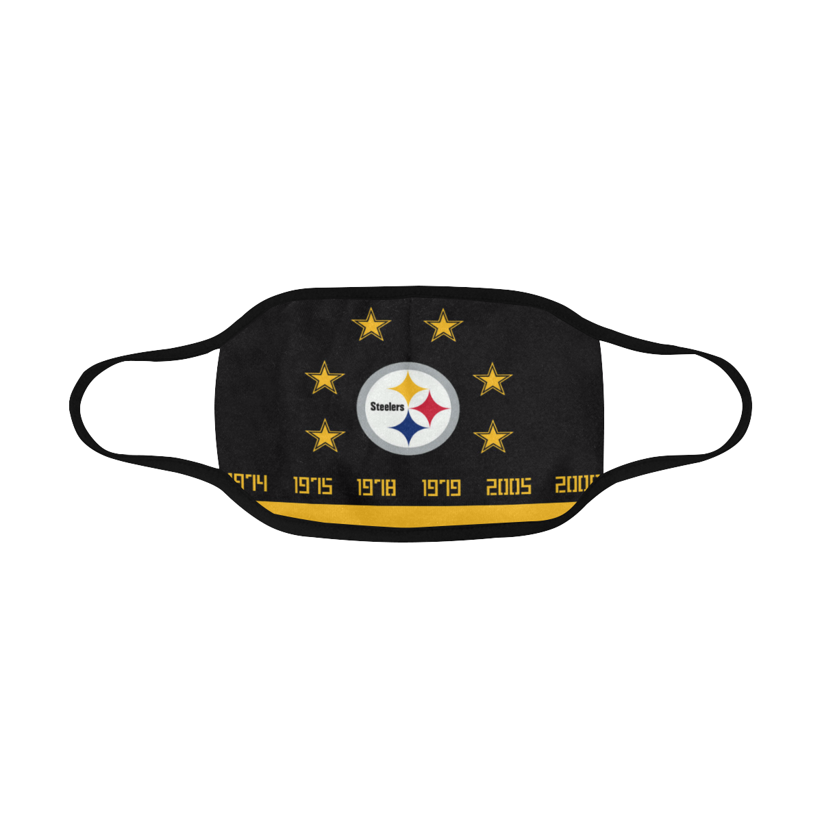 Pittsburgh Steelers Face Mask PM2.5