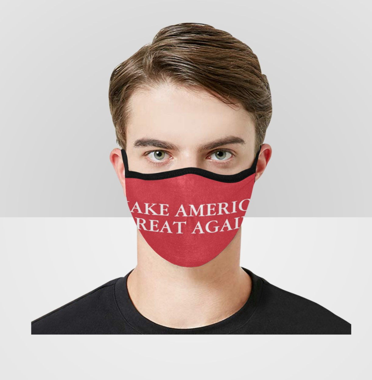 Face Mask Filter PM2.5 Make America Great Again Face Mask PM2.5