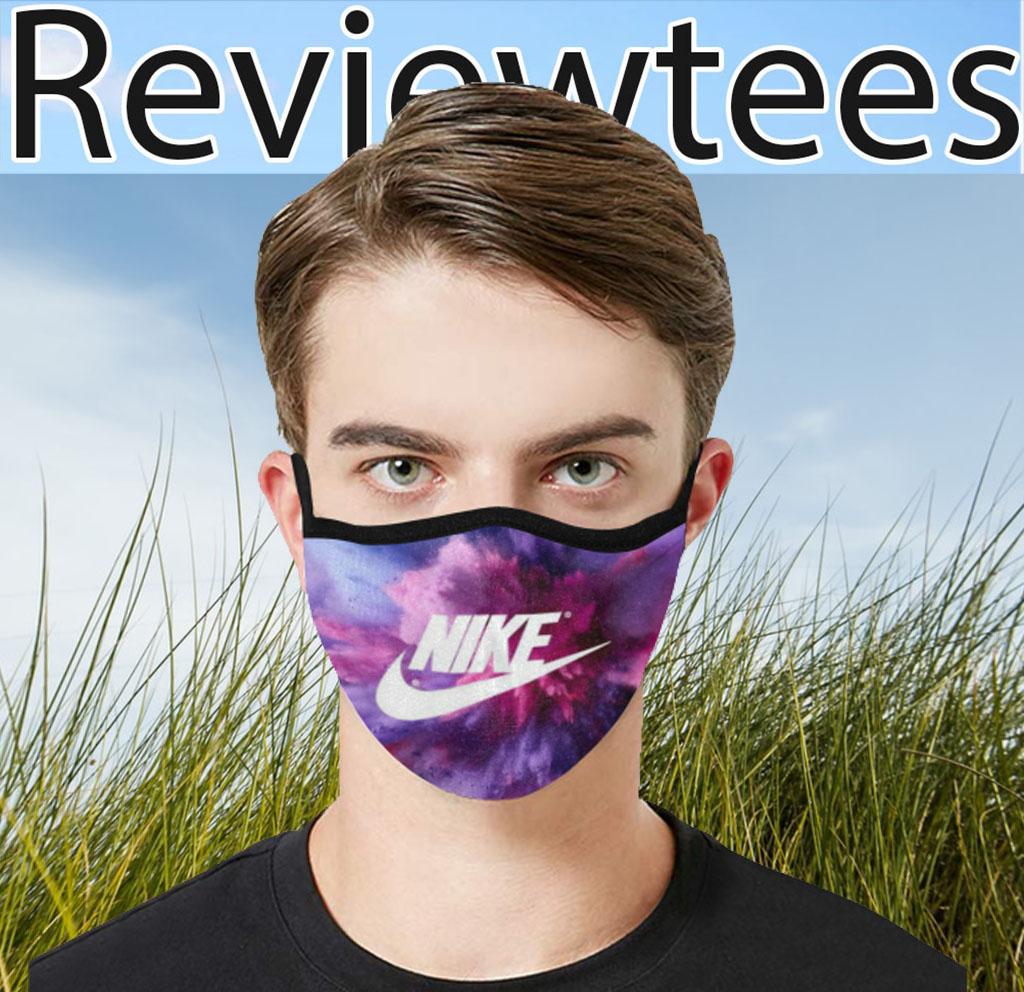 #Masks Logo Nike Just Do It Face Mask