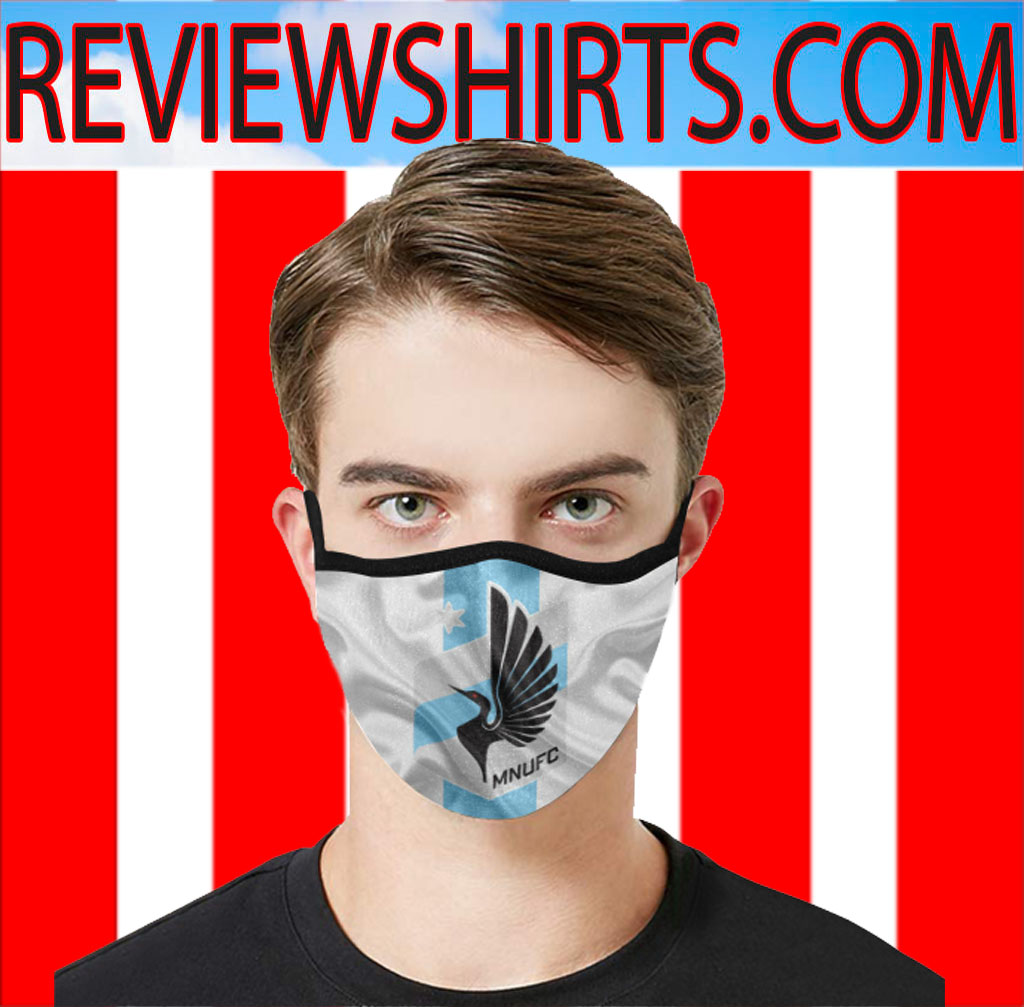 Minnesota United FC Cloth Face Masks