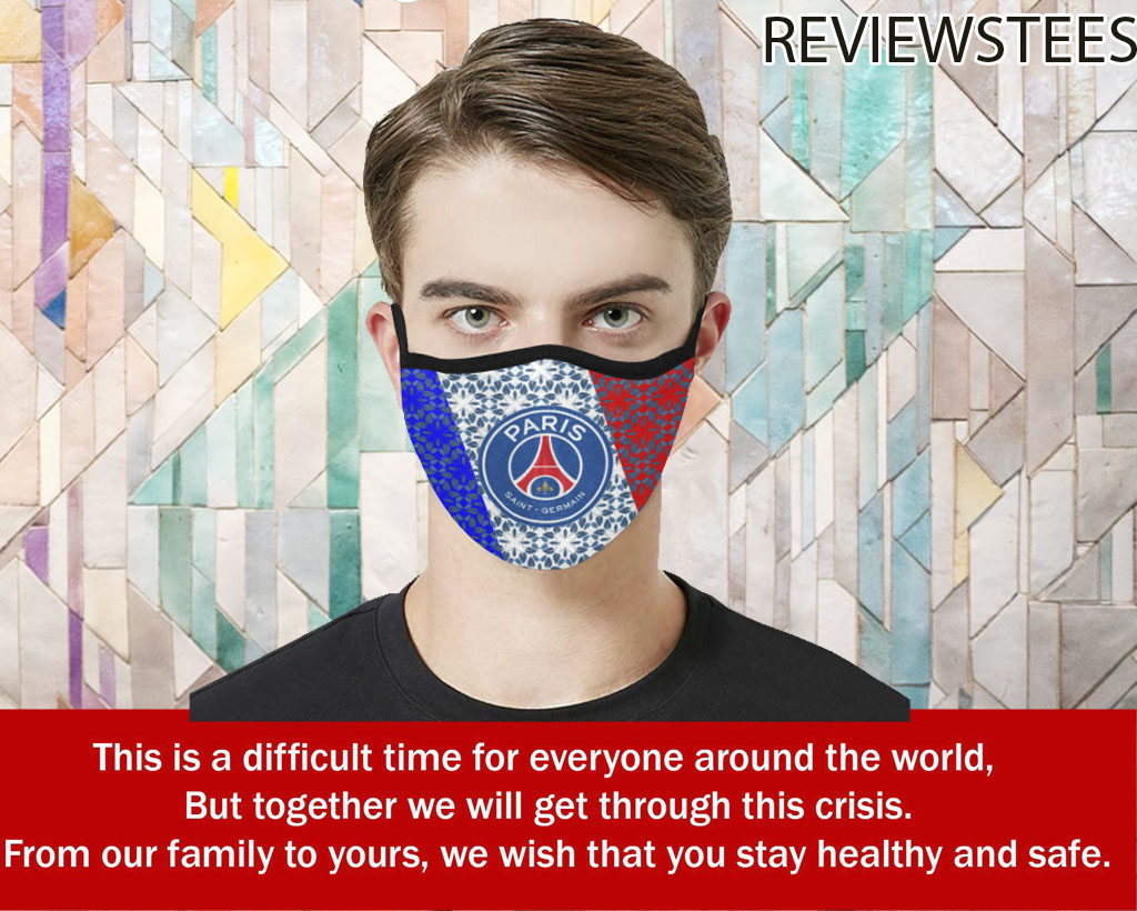 Paris Saint Germain Face Mask Face Mask Limited Psg For 2020 President 2020 Shirts