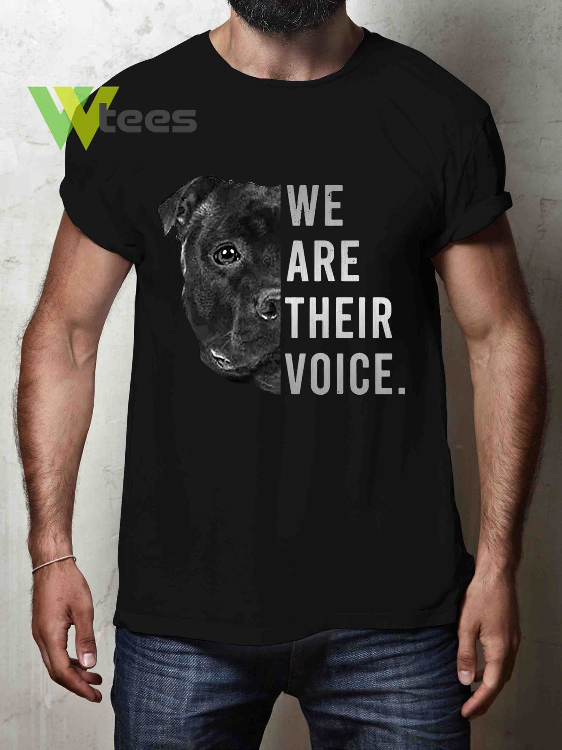 pitbull-we-are-their-voice-T-shirt