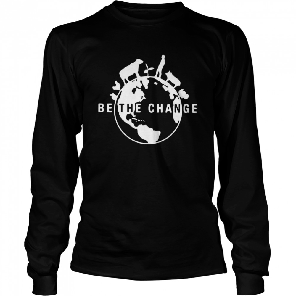 Be The Change 2020  Long Sleeved T-shirt