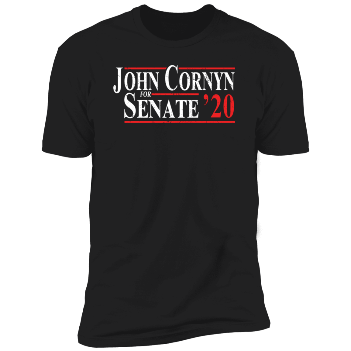 John Cornyn For Senate 2020 Shirt