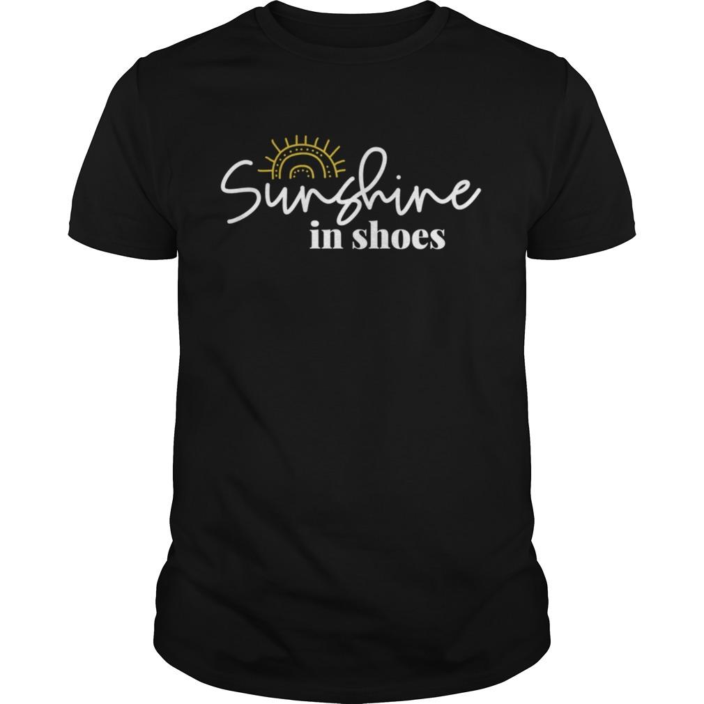 Sunshine In Shoes Happy Sunny  Unisex