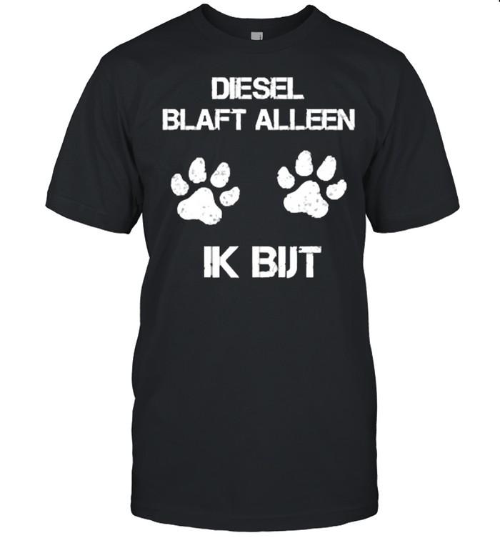 Diesel blaft alleen ik but shirt Classic Men's T-shirt