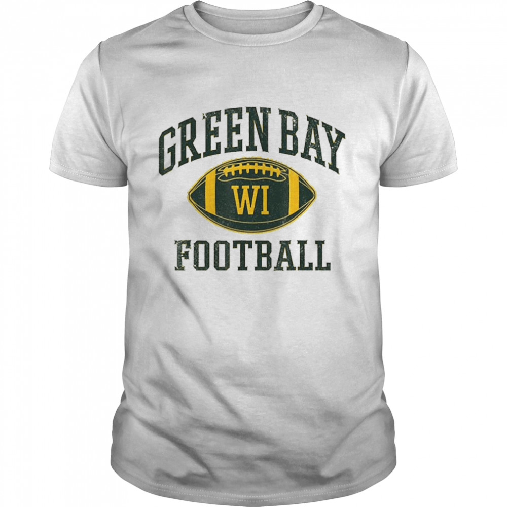 Green Bay Football Wisconsin  Classic Men's T-shirt
