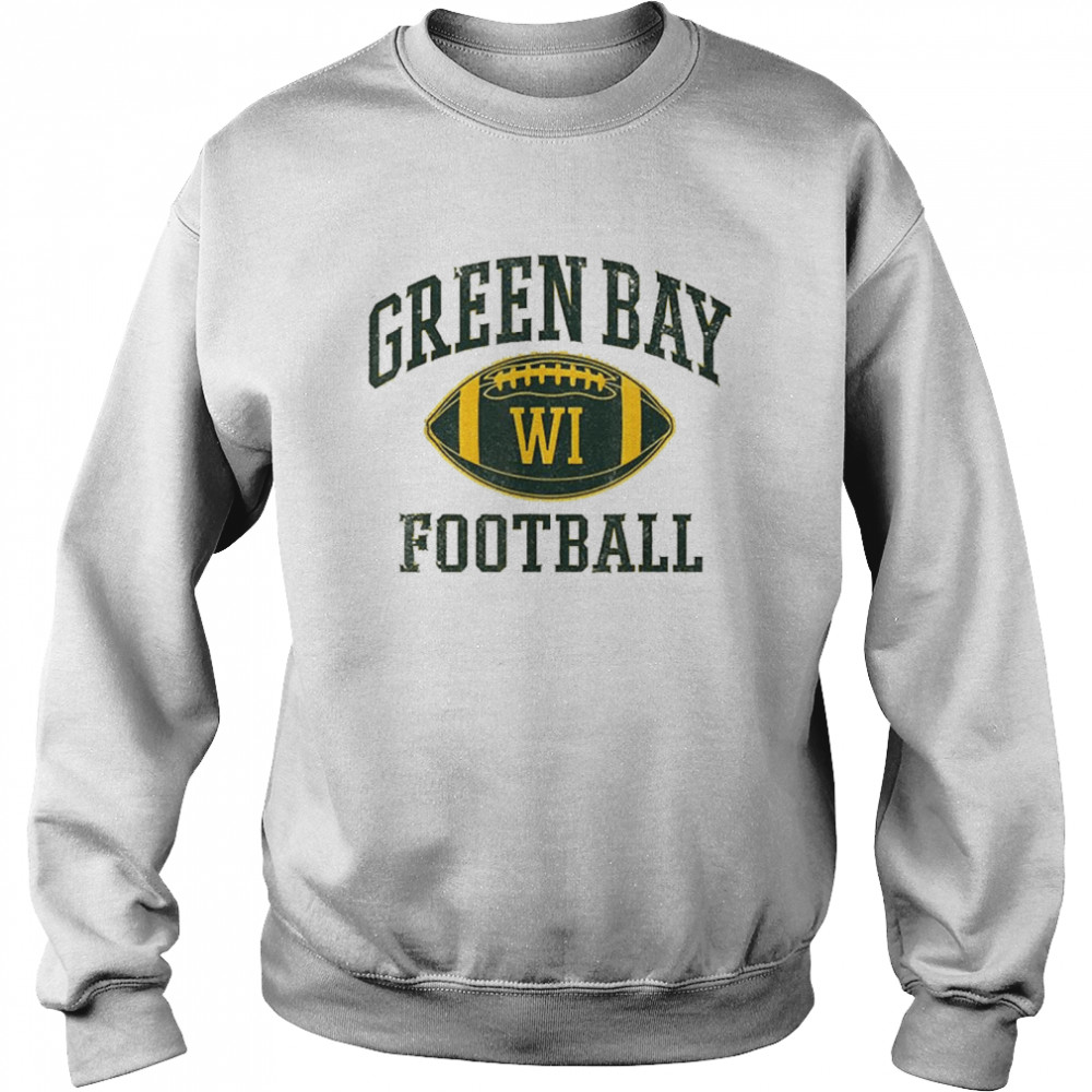 Green Bay Football Wisconsin  Unisex Sweatshirt