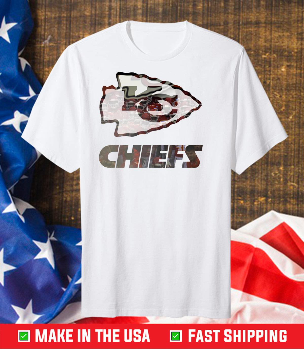 Kansas City Chiefs Team,NFL Championship Classic T-Shirts